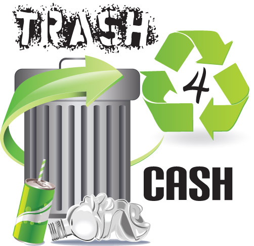 Trash for Cash $1,000 Update