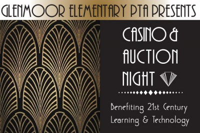Casino & Auction Night Update