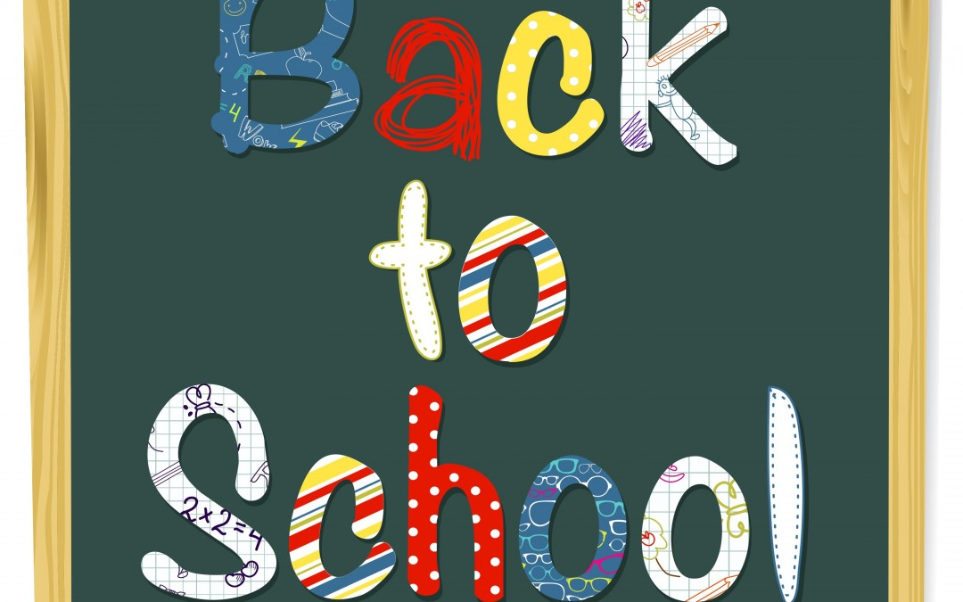 Back to School Night – 09/10