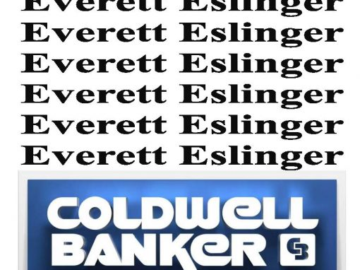 Everett Eslinger – Wildcat Fun Run Sponsor