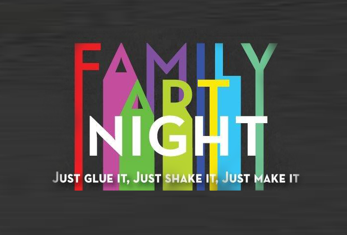 Family Art Night – Apr 20