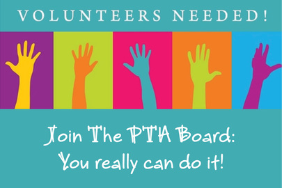 2018-2019 PTA Open Board Positions